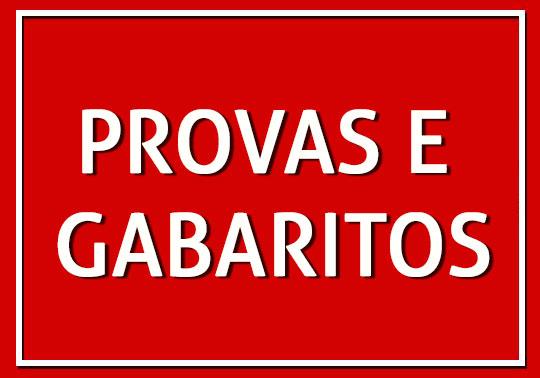 Provas-e-Gabaritos