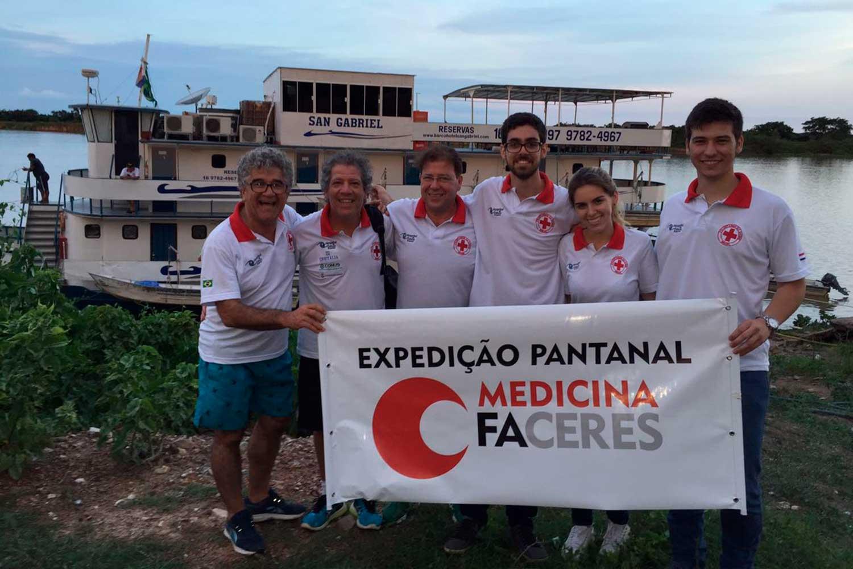 Expedição Pantanal Medicina Faceres