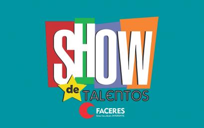 FACERES realiza show de talentos entre alunos e professores