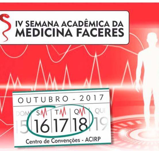IV Semana Acadêmica da Medicina Faceres deve reunir cerca de 300 Participantes