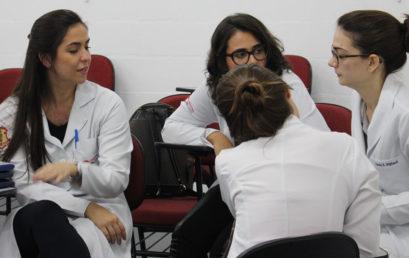 Alunos participam do 3º OSCE na FACERES