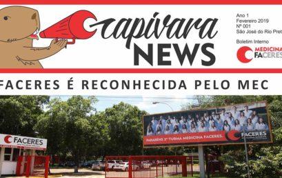 Capivara News fev. 2019 – 001