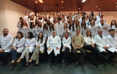 Boas-vindas aos calouros da 15ª turma medicina FACERES