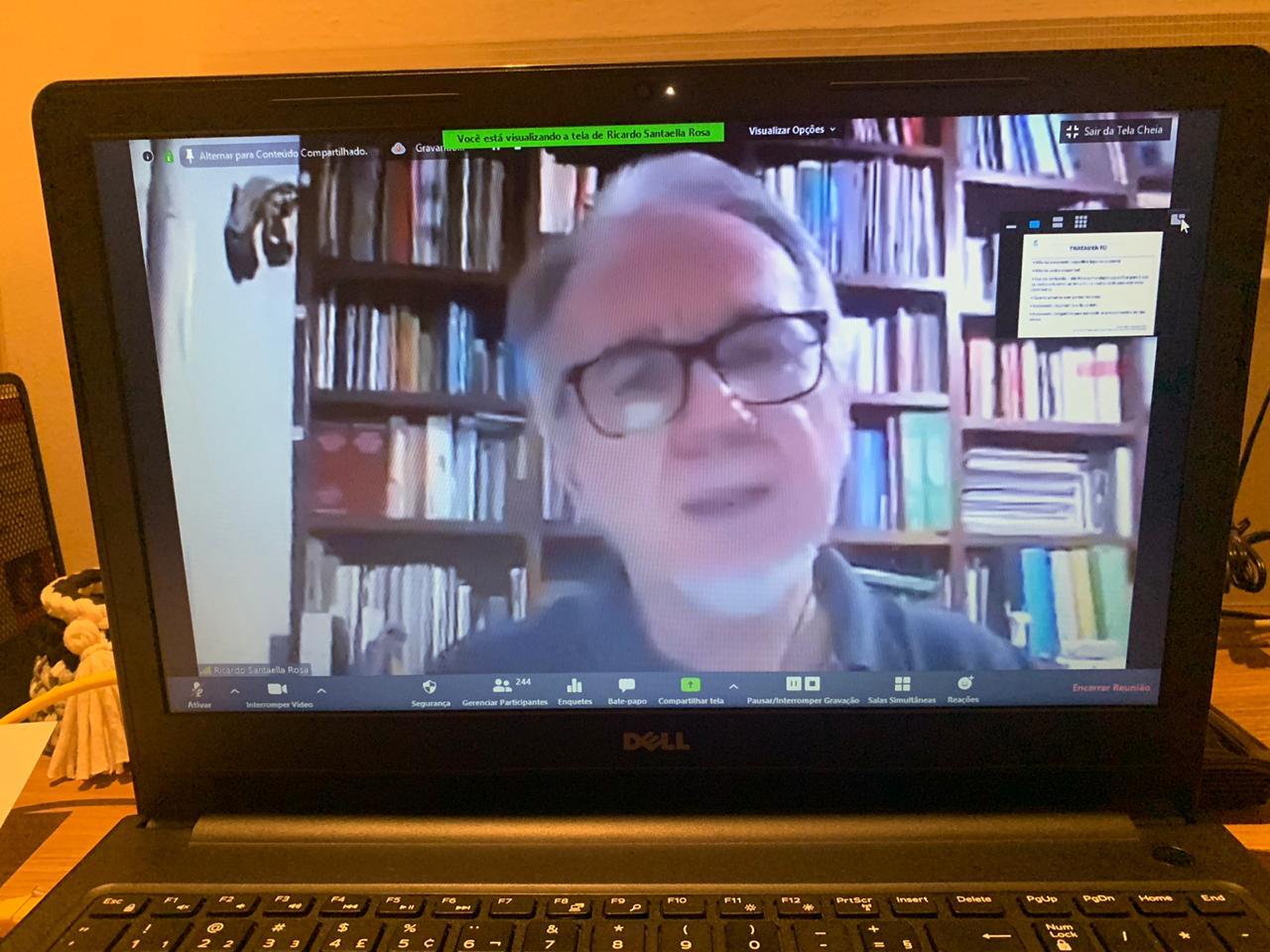 Aspectos Epidemiológicos e Clínicos da Covid-19 foi tema de palestra virtual