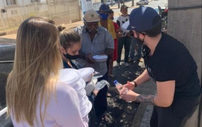 """Capivara Solidária da FACERES é parceira de campanha """"Natal Invisível"""", destinada às pessoas em situação de rua de São José do Rio Preto"""