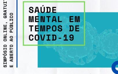 Simpósio online chama atenção para saúde mental e impactos causados no período de pandemia