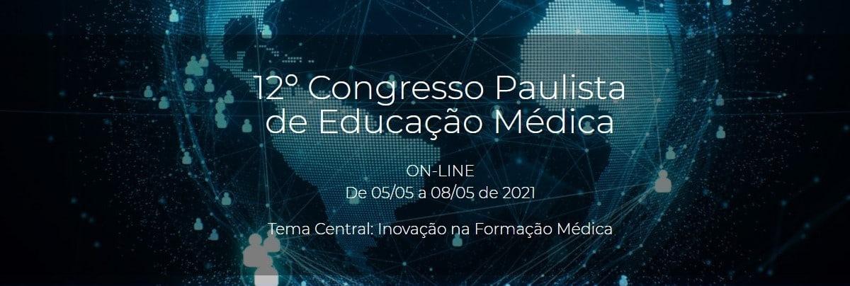 12º CPEM – Congresso Paulista de Educação Médica terá 60 palestras com convidados nacionais e internacionais
