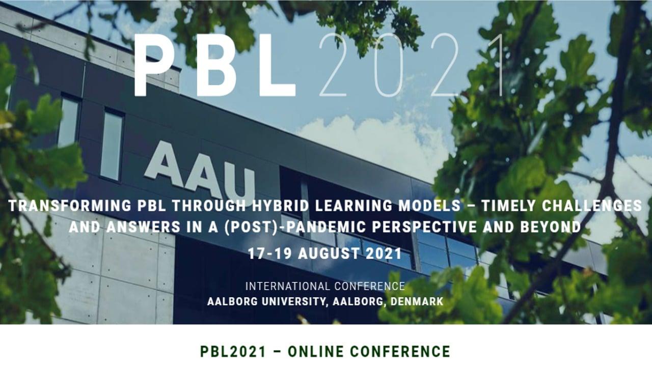Pesquisa desenvolvida pela FACERES será apresentada na Conferência Internacional de PBL (PBL2021)