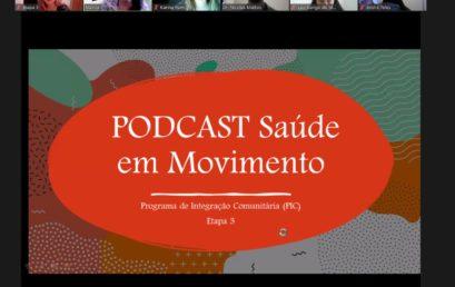 Podcasts orientam prevenção das DCNT – Doenças Crônicas Não Transmissíveis