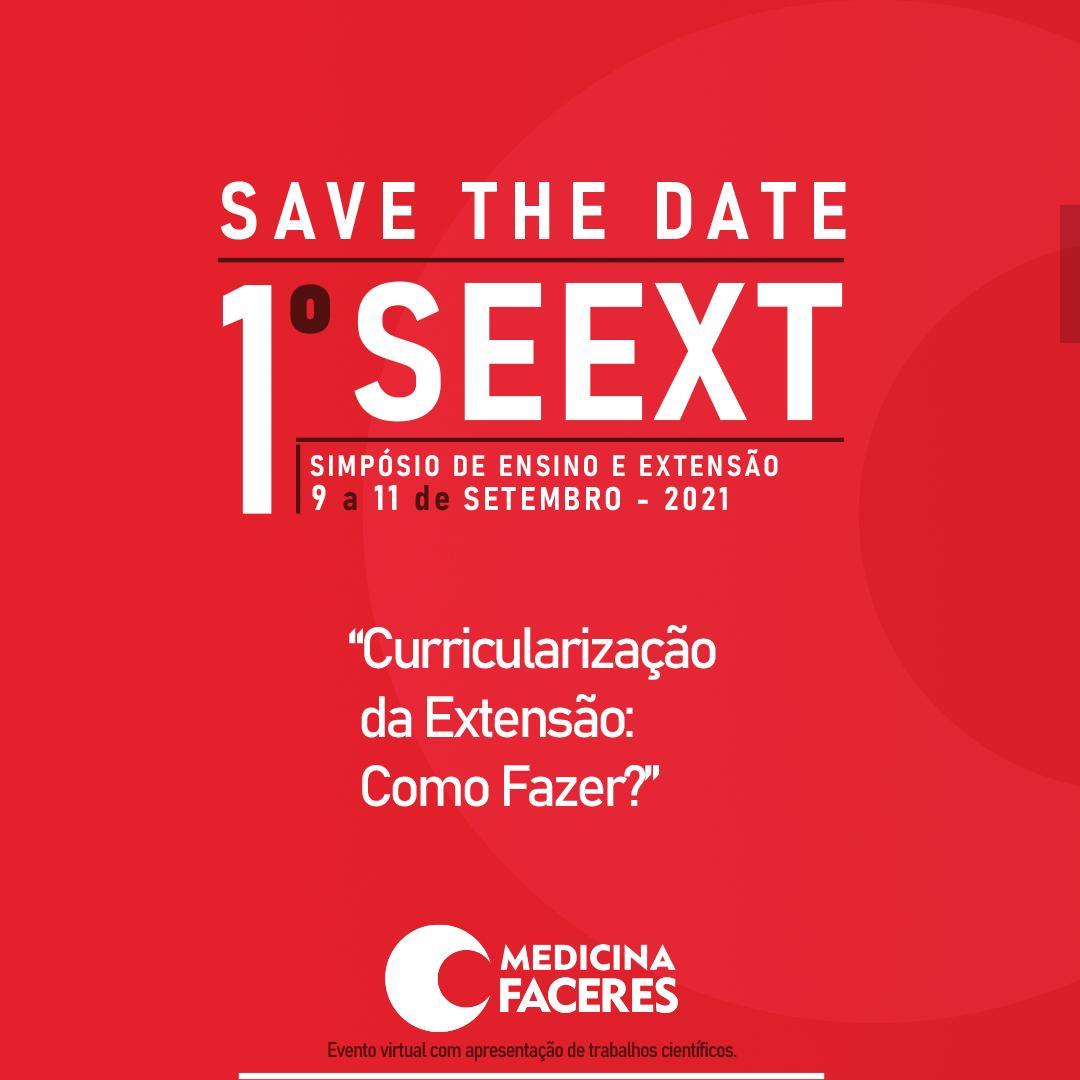 1º Simpósio de Ensino e Extensão promove debates e aborda a Curricularização da Extensão na educação superior brasileira