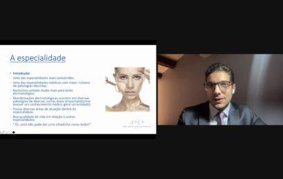 Noite de Especialidades – Dermatologia